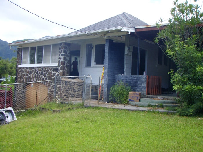 Older Hawaii homes