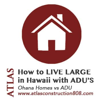 Accessory Dwelling Unit Hawaii